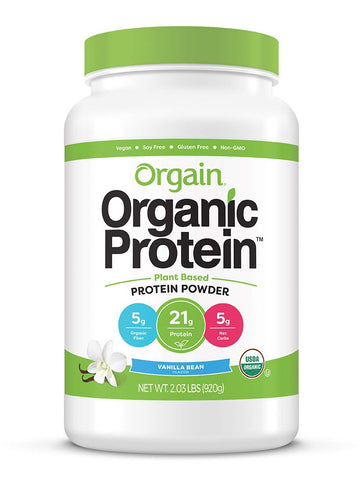Organic Protein - plant-based protein powder for your overall health - Ultimate Sup