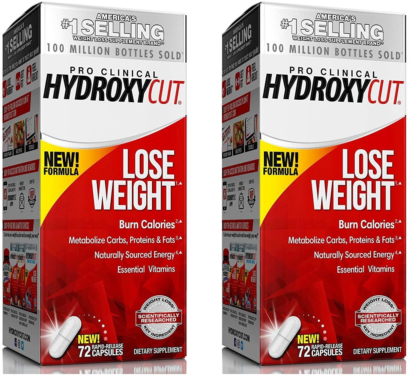 Pro Clinical Hydroxycut has become the best solution for your fat burning