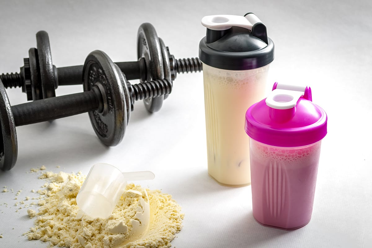 Protein shakes - Ultimate Sup