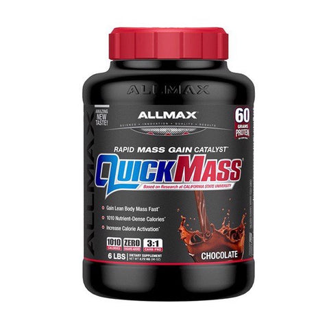 Clean bulking - Quickmass for fast lean gains - Ultimate Sup
