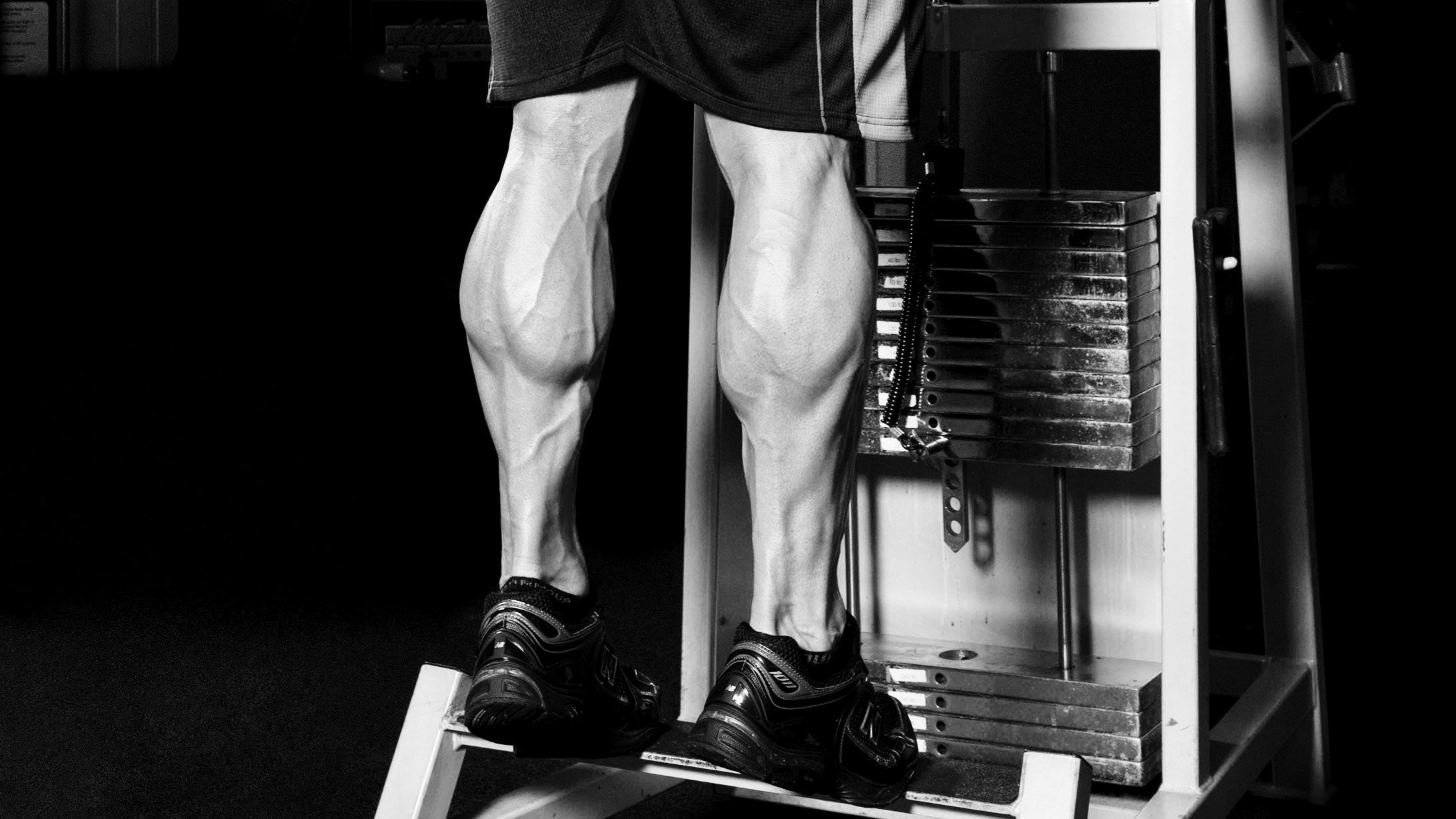 Squeeze To Make Your Calves