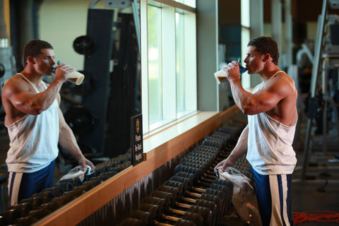 Take mass gainers post workout