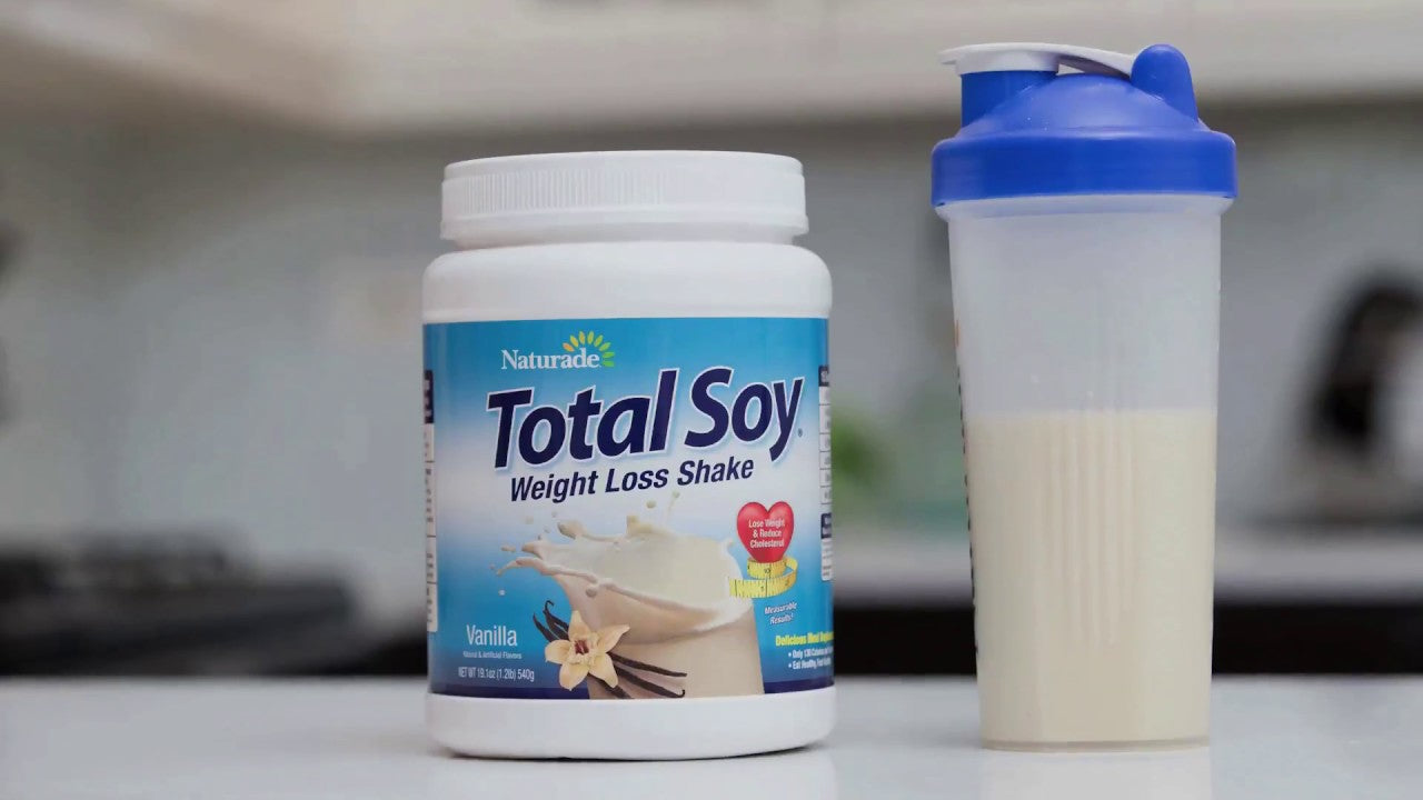 Naturade Total Soy Weight Loss Shake may help you avoid heart disease - Ultimate Sup