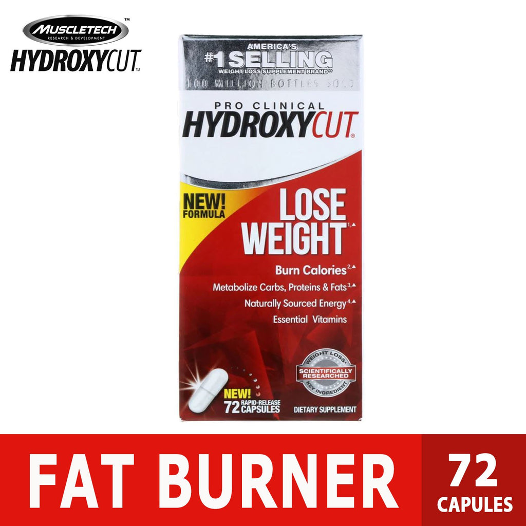 Hydroxycut, Pro Clinical Hydroxycut, Ultimate Sup