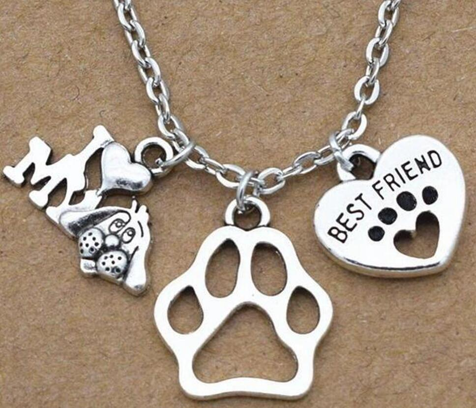 Dog Best Friend Necklace
