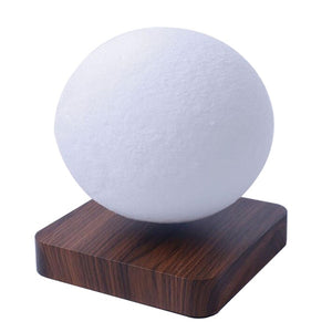 3D Levitating Moon Lamp