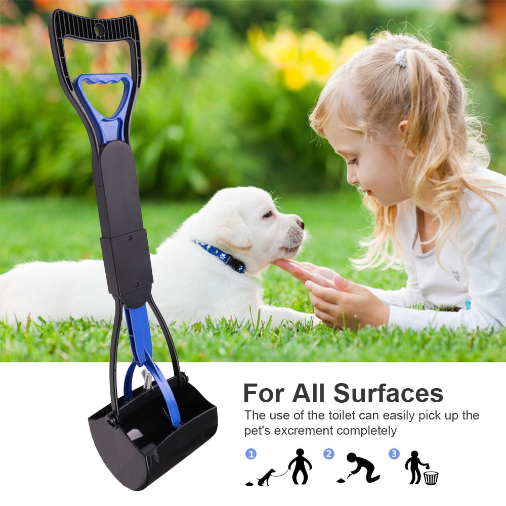 Foldable Dog Pooper Scoopers