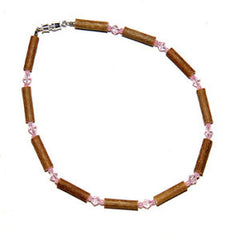 Momma Goose Hazelwood necklace - This Little Piggy Shop - 4