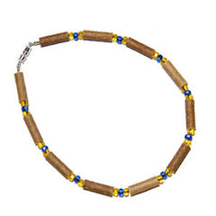 Momma Goose Hazelwood necklace - This Little Piggy Shop - 1