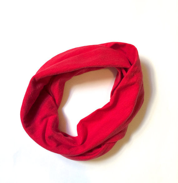 Mini Souls Cherry Soda Infinity Scarf