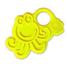 Silicone Baby Teether - This Little Piggy Shop - 1