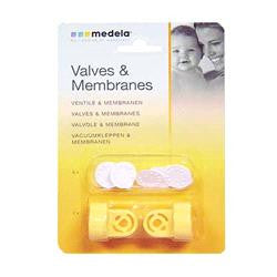 Medela Extra Valves and Membranes