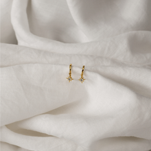Load image into Gallery viewer, Saint Earrings in Gold