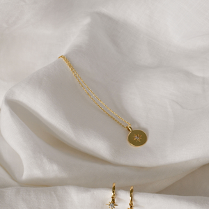 Saint Necklace in Gold