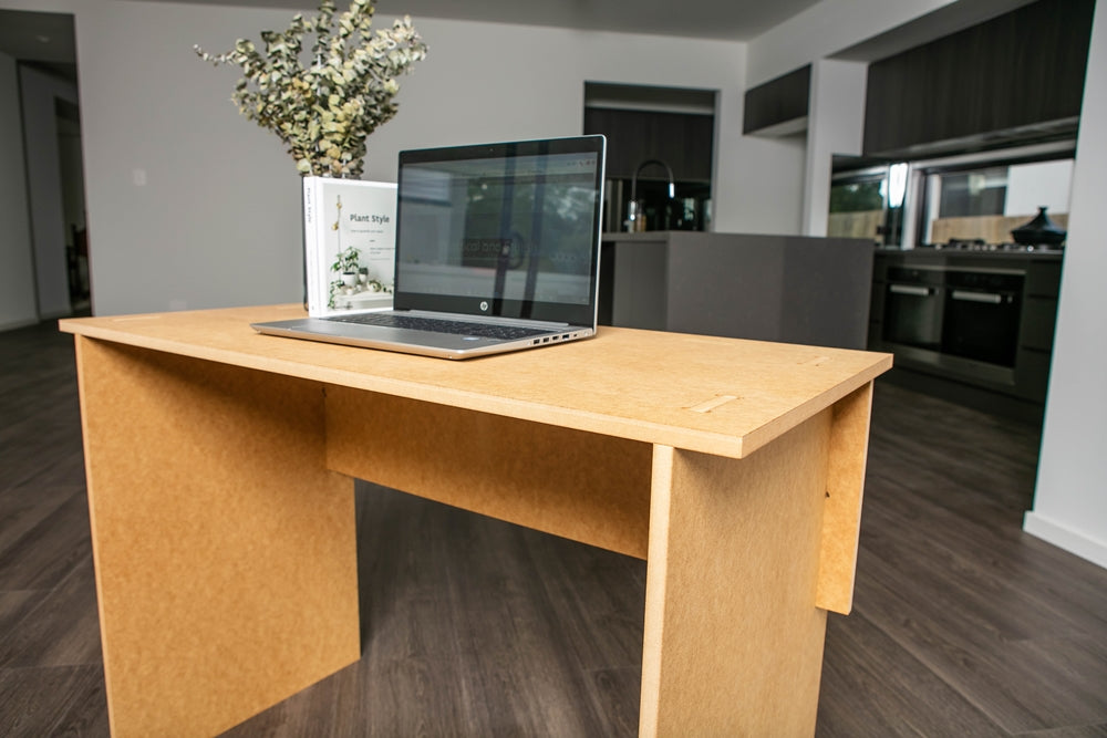 easy to assemble computer desk