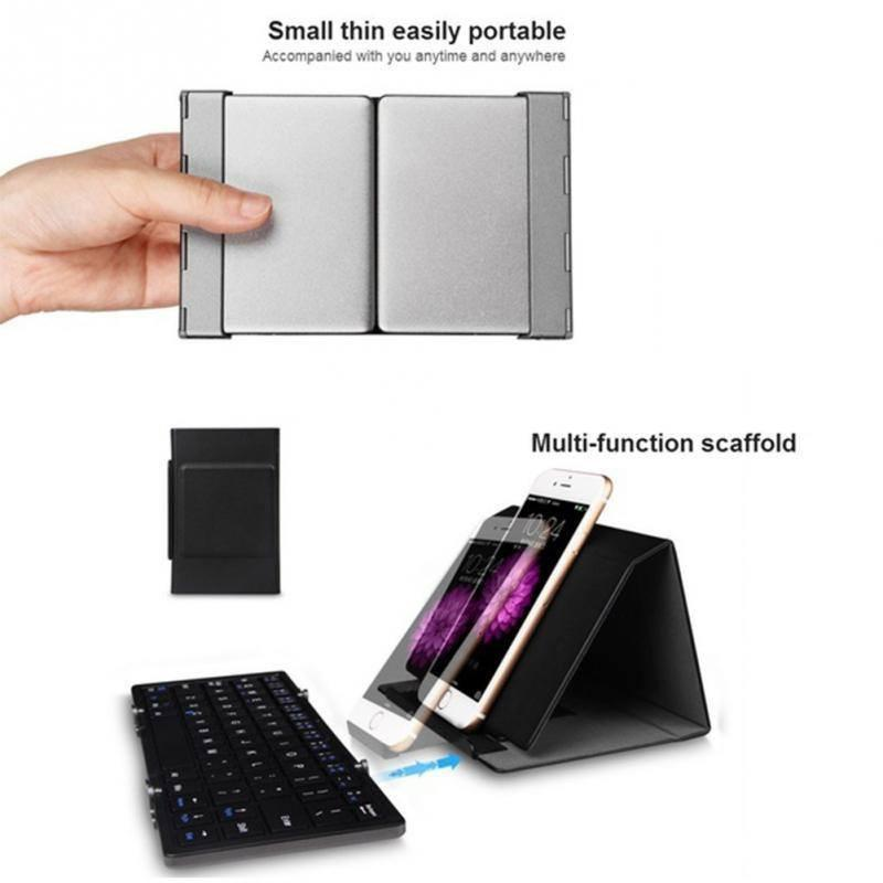 Intelligent Pocket Folding Keyboard | Travel Edition -  Best Finds Now