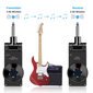 Guitar Wireless Receiver-Tansmitter -  Best Finds Now