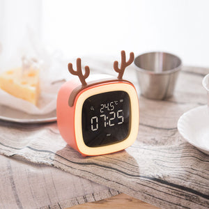 Radiant Electronic Alarm Clock -  Best Finds Now