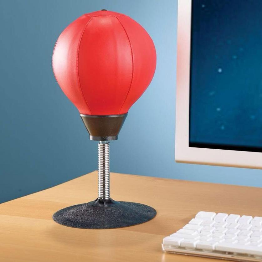 Desktop Punching Ball -  Best Finds Now