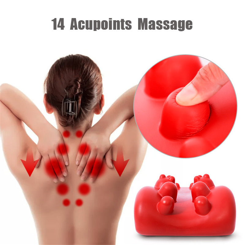 Accupressure Shoulder & Neck Massager -  Best Finds Now