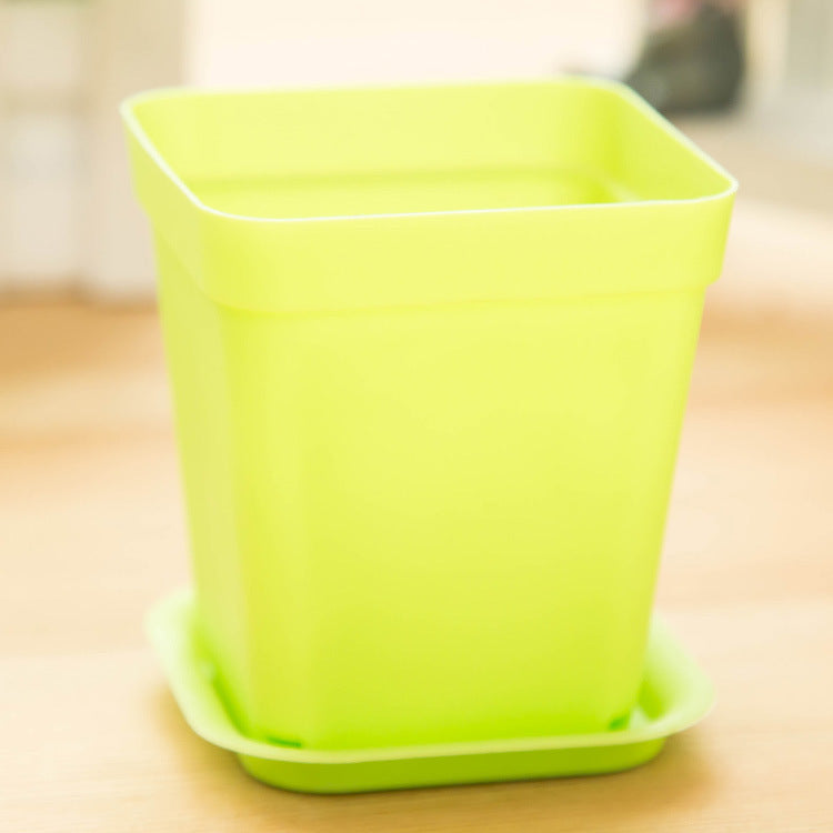 Fun Plastic Colorful Pots -  Best Finds Now