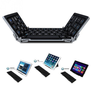 Intelligent Pocket Folding Keyboard | Travel Edition