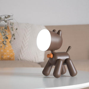 Puppy Cute Lamp -  Best Finds Now
