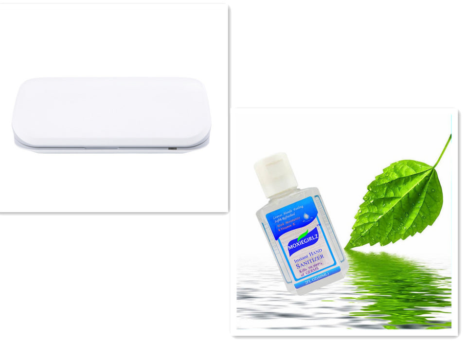 UV Disinfection Box with Aroma Blast -  Best Finds Now
