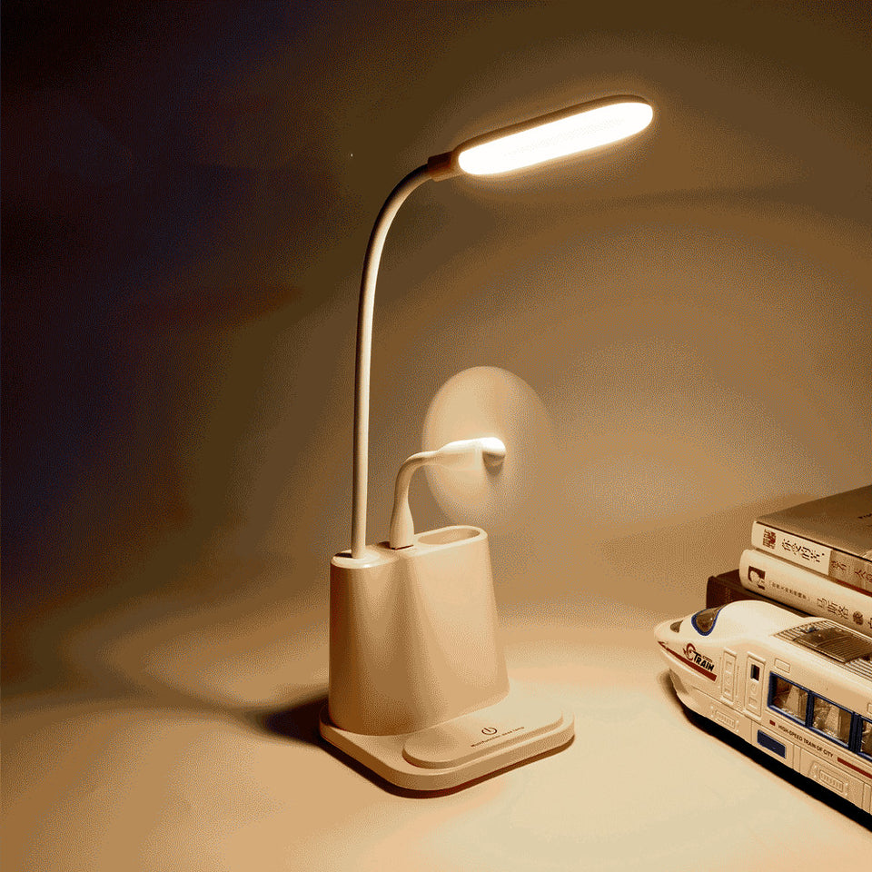 LED Rechargeable USB Desk Lamp -  Best Finds Now