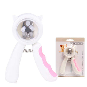 Splash-Proof Pet Nail Scissors