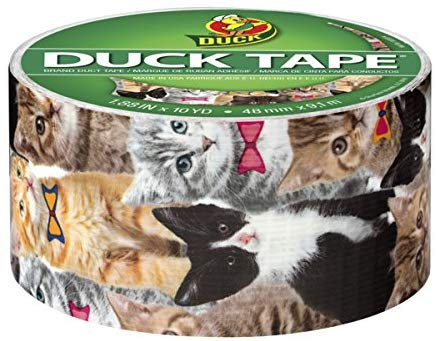 Duck tapes: gift for cat lover