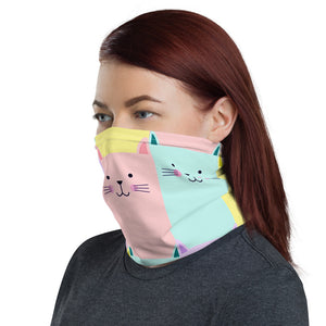 Cute Cat Lover Neck Gaiter