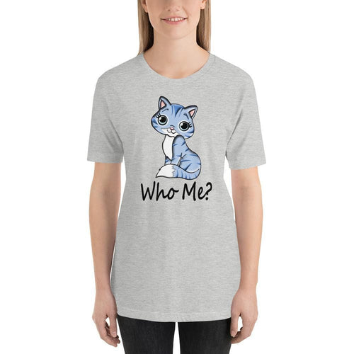 Who Me Cat Shirt?-Gift for Cat Lovers-Sweetcatito