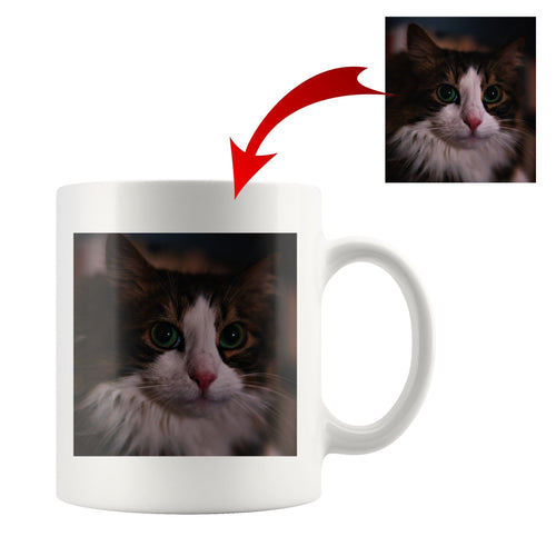 Personalized cat mug | sweetcatito