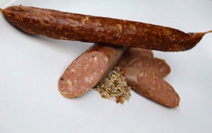 Smoked Chorizo (packet of 4) - Made in store
