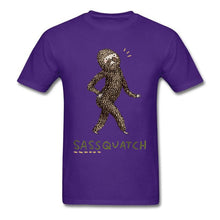 Load image into Gallery viewer, Sassy Sassquatch Tee Funny Cartoon Printed