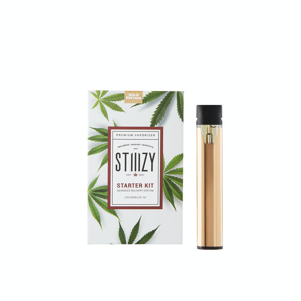 STIIIZY | Starter Kit | Gold