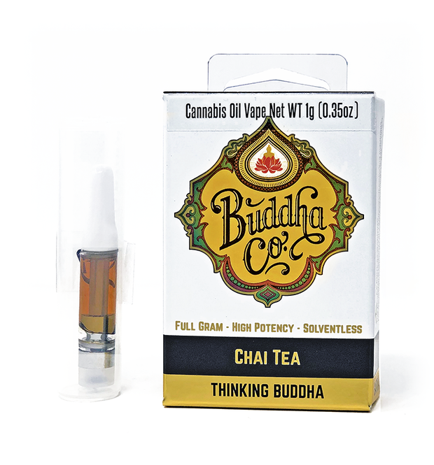 Buddha Co. | Chai Tea | Sativa (1g)