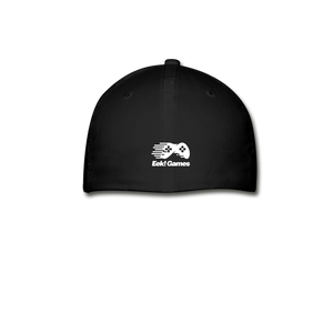 House Party Baseball Cap - black