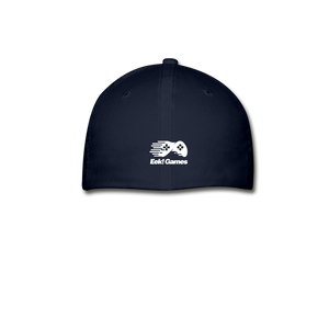 House Party Baseball Cap - navy
