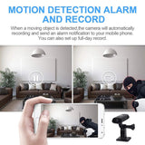 Wireless Mini Home Security Camera