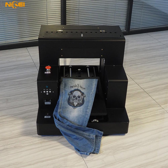 A3 DTG T-Shirt & Garments Printing Machine