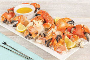 Jonah Crab Claws | 5 lb. Box