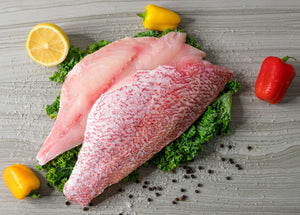Red Snapper Fillet | 10 lb. Box