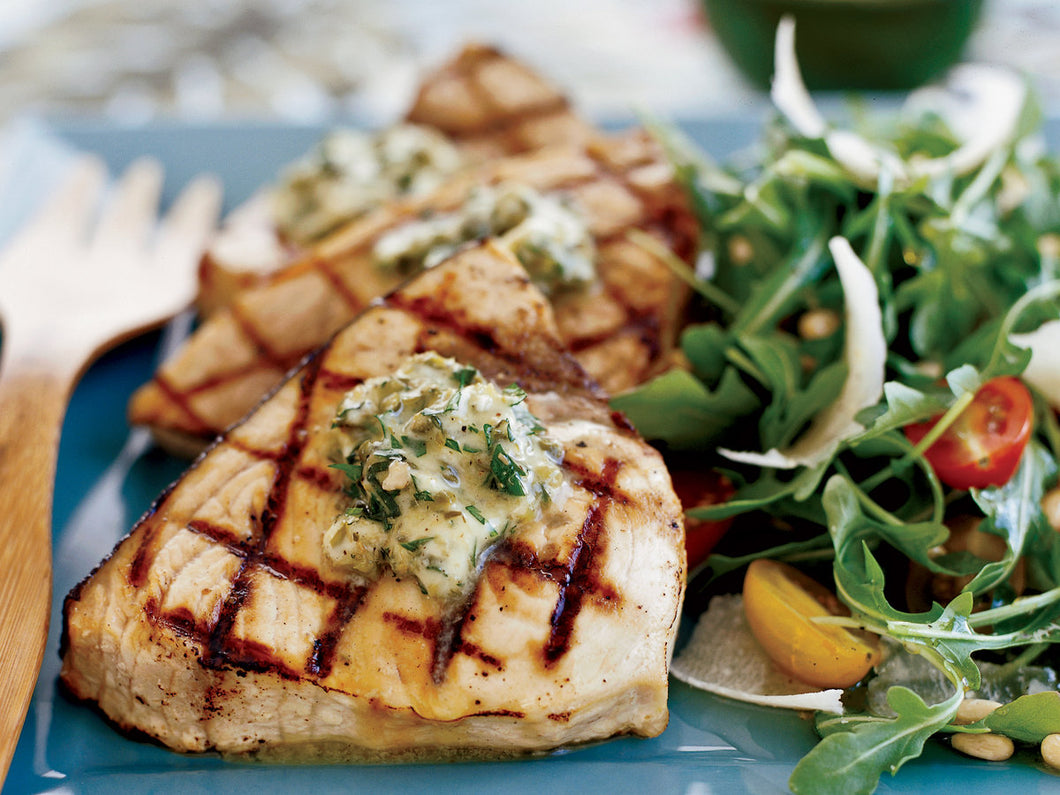 Swordfish Steaks | 10 lb. Box