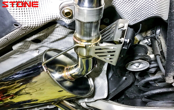 Stone Exhaust Mercedes-Benz AMG M270 C/X117 Cat-Back Valvetronic Exhaust System (Inc. CLA200 & CLA250) | Stone Exhaust USA