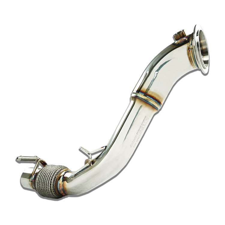 StoneStone Exhaust BMW N13 F20 F30 Catless Downpipes (Inc. 116i, 118i & 316i) | Stone Exhaust USA