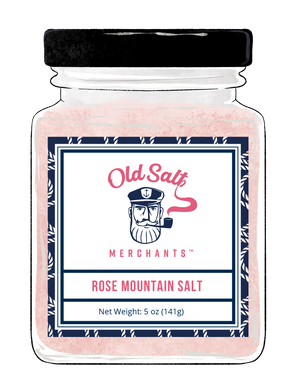 6 pack Rose Mountain Salt