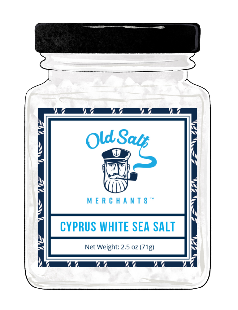 Cyprus Flake Sea Salt