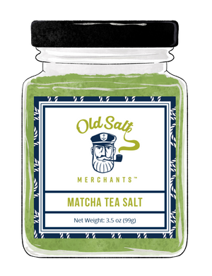 Load image into Gallery viewer, Matcha Tea Salt